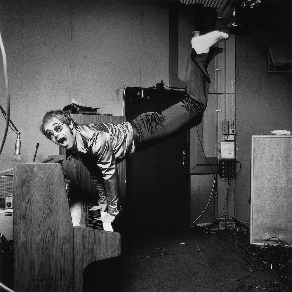 ELTON JOHN エルトンジョン (初来日50周年 ) - エルトン・ジョン写真集 / 写真集