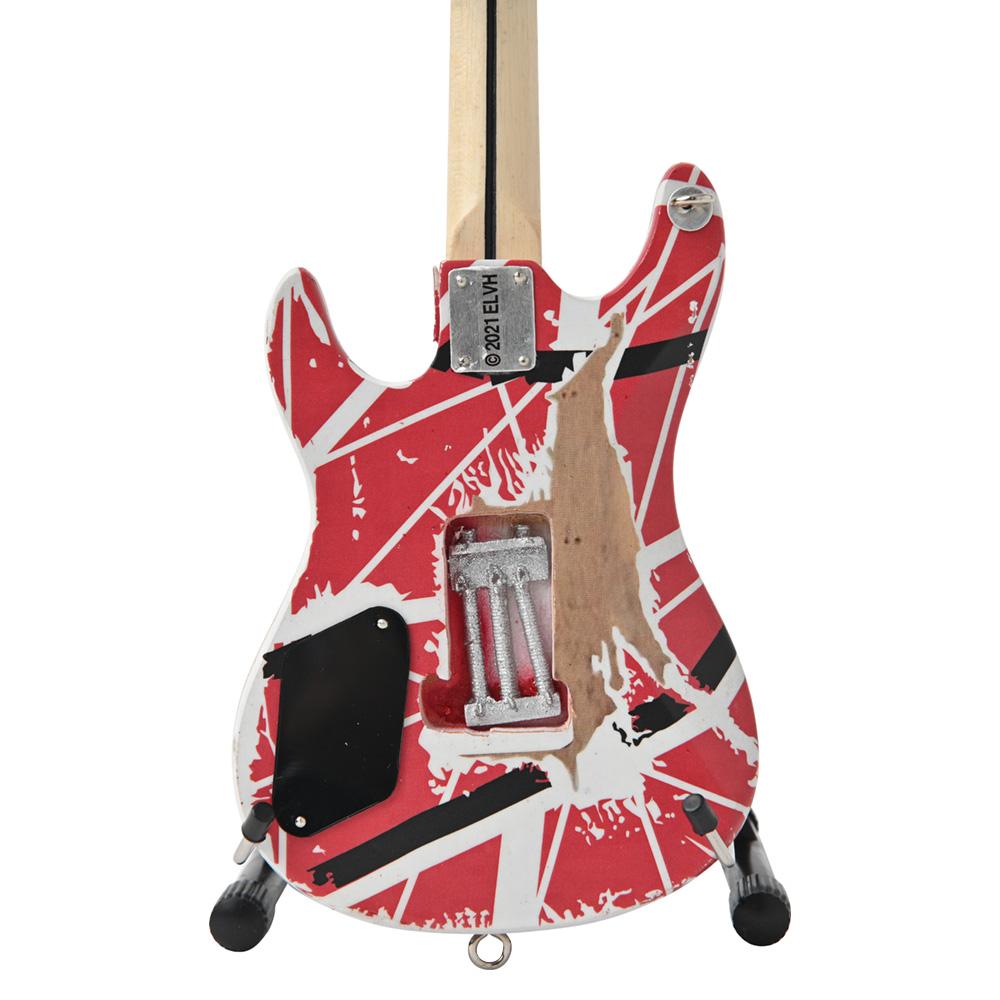 【予約商品】 EDDIE VAN HALEN ヴァンヘイレン (エディ 追悼 ) - EVH 5150 Officially Licensed / ミニチュア楽器 【公式 / オフィシャル】