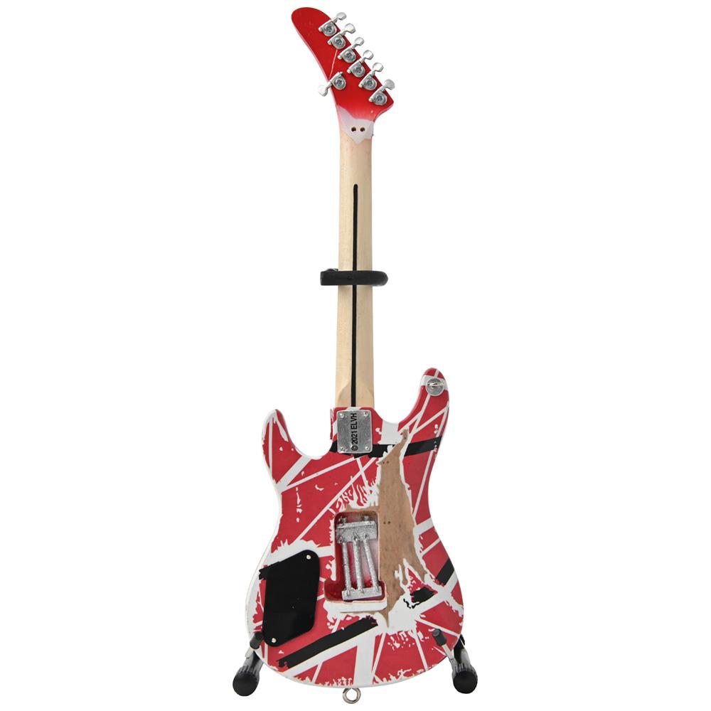 EDDIE VAN HALEN ヴァンヘイレン - EVH 5150 Officially Licensed / ミニチュア楽器 【公式 / オフィシャル】