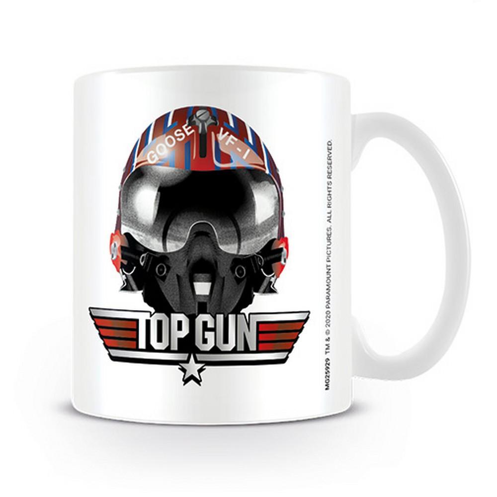 TOP GUN トップガン (日本初公開35周年 ) - Goose Helmet / マグカップ 【公式 / オフィシャル】