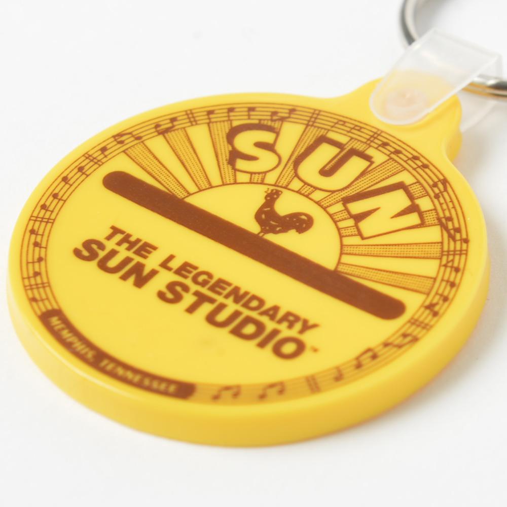 SUN STUDIO サンスタジオ - rooster logo / キーホルダー 【公式 / オフィシャル】