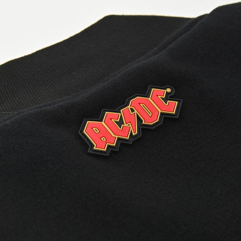 AC/DC エーシーディーシー (初来日40周年 ) - Logo / アウター / メンズ 【公式 / オフィシャル】