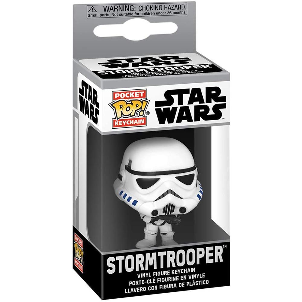 STAR WARS スターウォーズ - POP Keychain:Stormtrooper / キーホルダー 【公式 / オフィシャル】