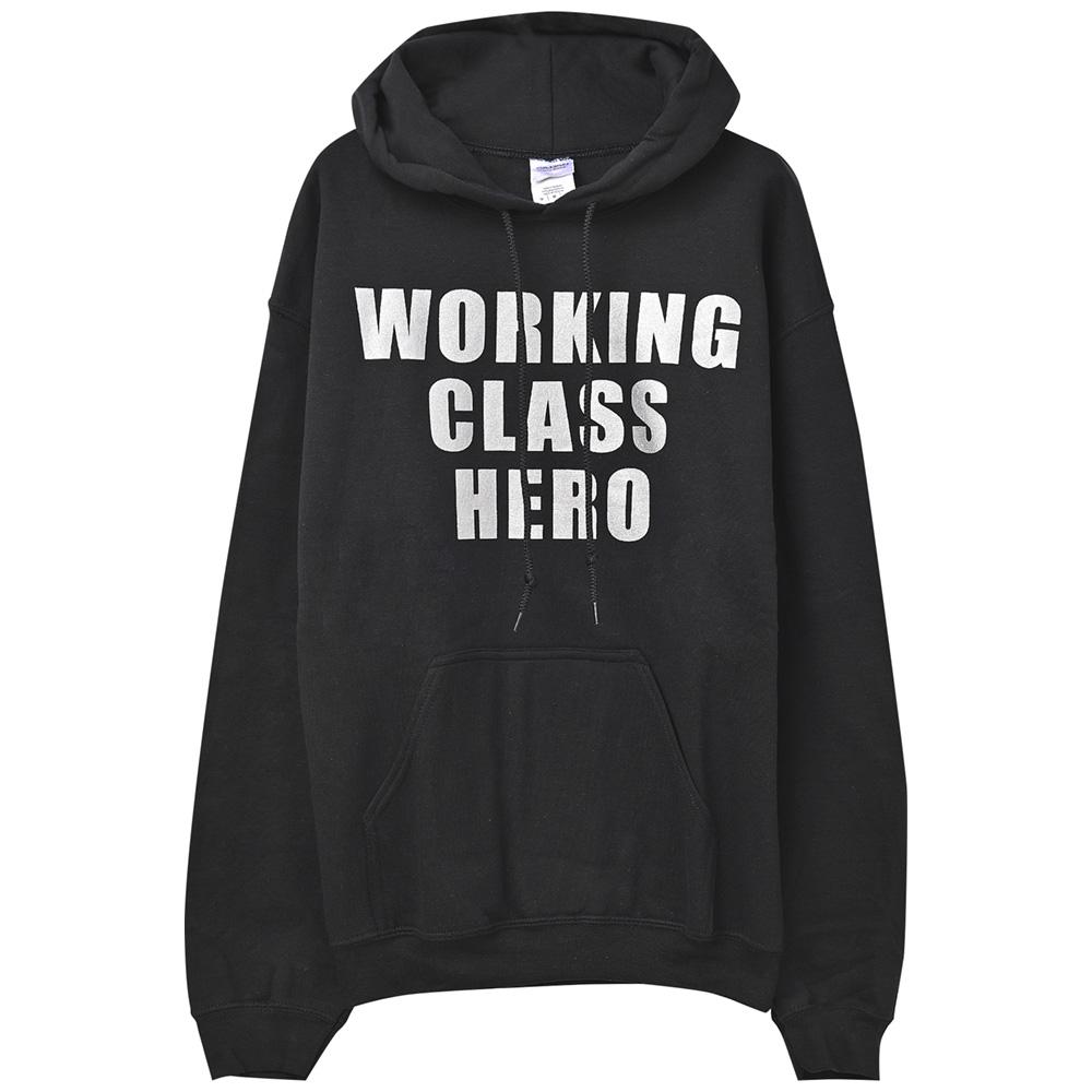JOHN LENNON ジョンレノン (追悼40周年 ) - WORKING CLASS HERO / スウェット・パーカー / メンズ