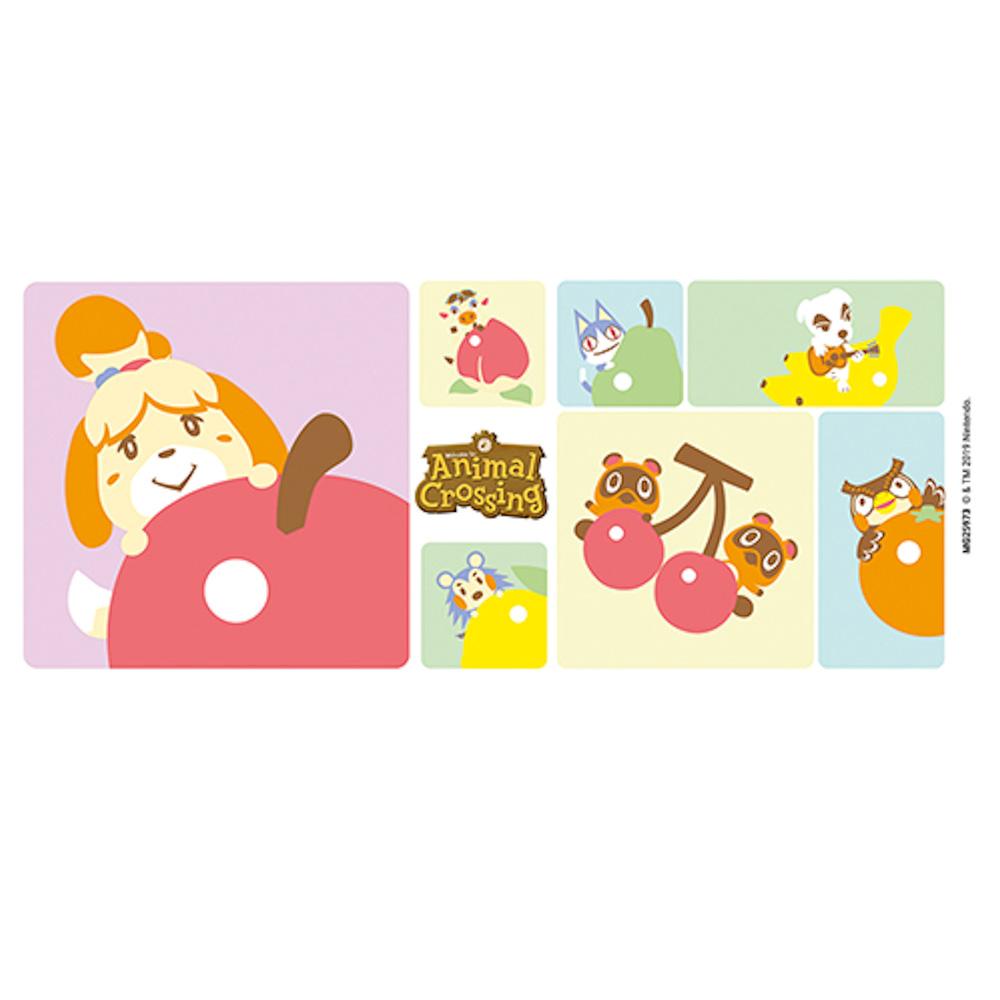 ANIMAL CROSSING どうぶつの森 - Character Grid / マグカップ 【公式 / オフィシャル】
