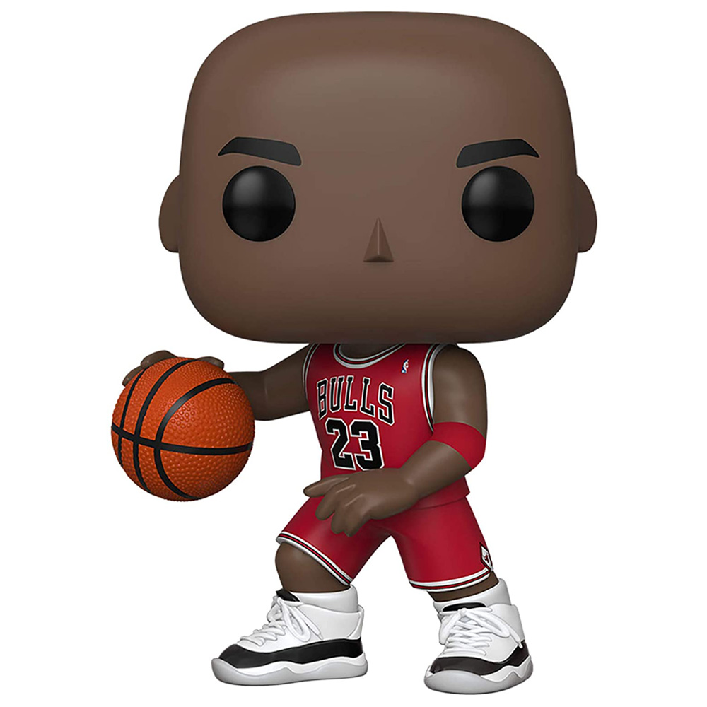 CHICAGO BULLS(NBA) シカゴブルズ - POP NBA:Michael Jordan (Red Jersey) / フィギュア・人形 【公式 / オフィシャル】