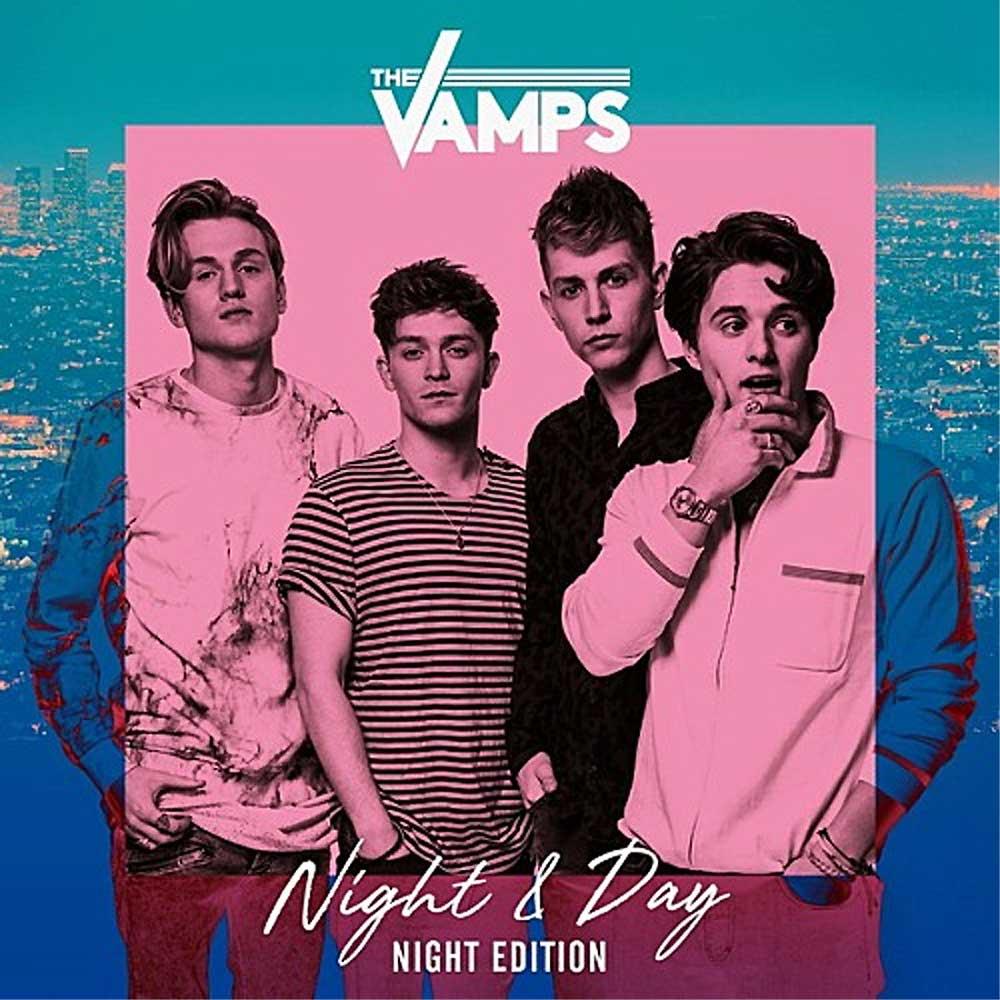 THE VAMPS ザ・ヴァンプス - ナイト&デイ(ナイト・エディション) / CD・DVD・レコード