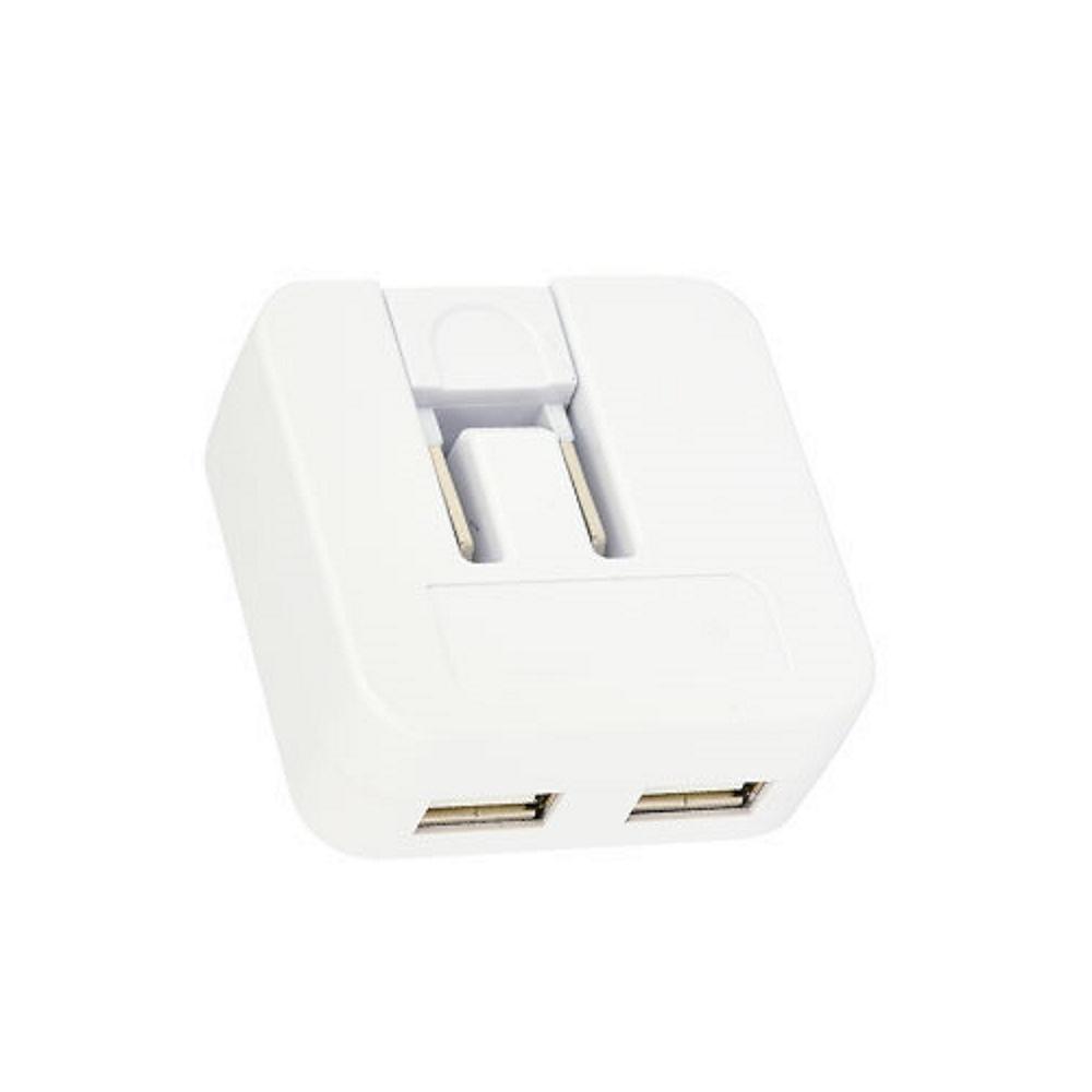 PEANUTS スヌーピー - USB 2 ポート AC アダプタ / おひるね / スマホ・アクセサリー 【公式 / オフィシャル】