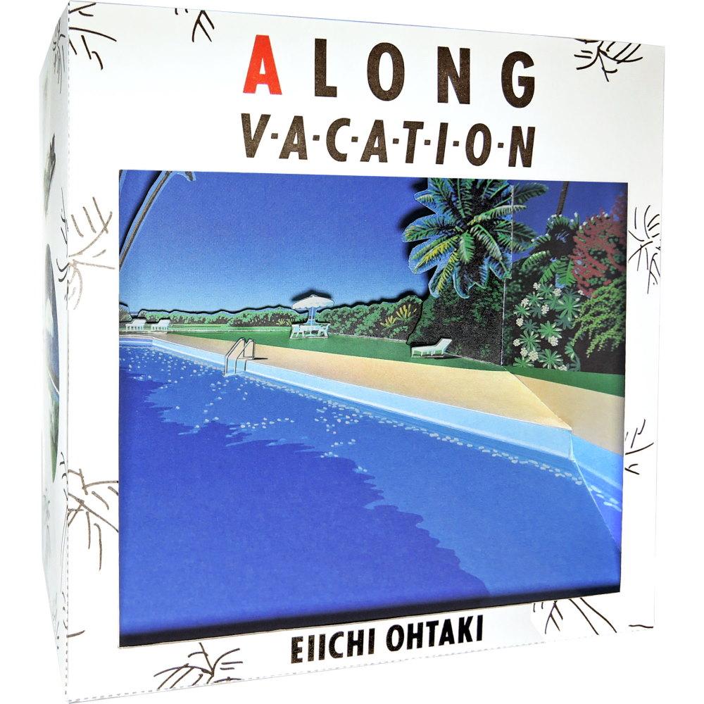 EIICHI OHTAKI 大瀧詠一 - A LONG VACATION 立版古ペーパークラフト / ホビー雑貨 【公式 / オフィシャル】