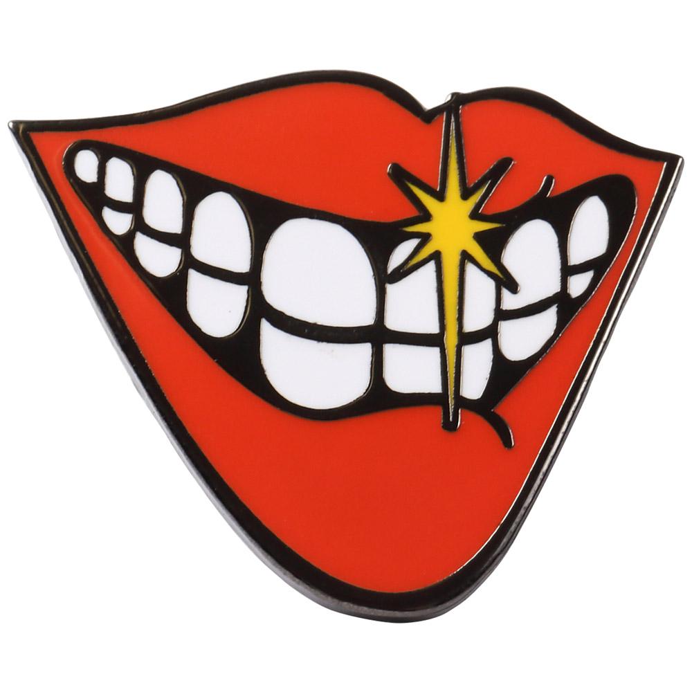 TIM STAFFELL ティムスタッフェル - Smile lapel badge / 限定版 / バッジ 【公式 / オフィシャル】