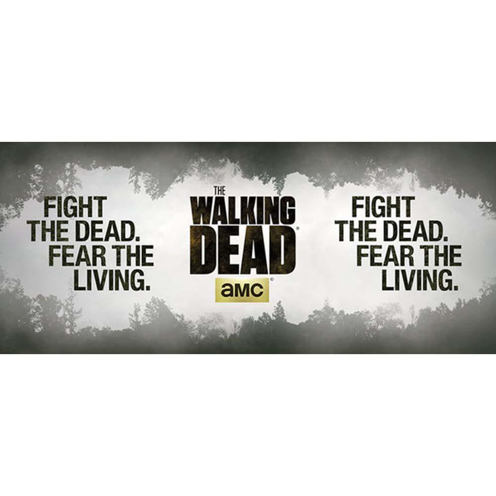 WALKING DEAD ウォーキングデッド (最終シーズン米8月放送 ) - Fight the Dead / マグカップ 【公式 / オフィシャル】