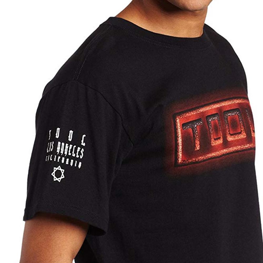 TOOL トゥール - SNAKE LOGO / バックプリントあり / Tシャツ / メンズ 【公式 / オフィシャル】