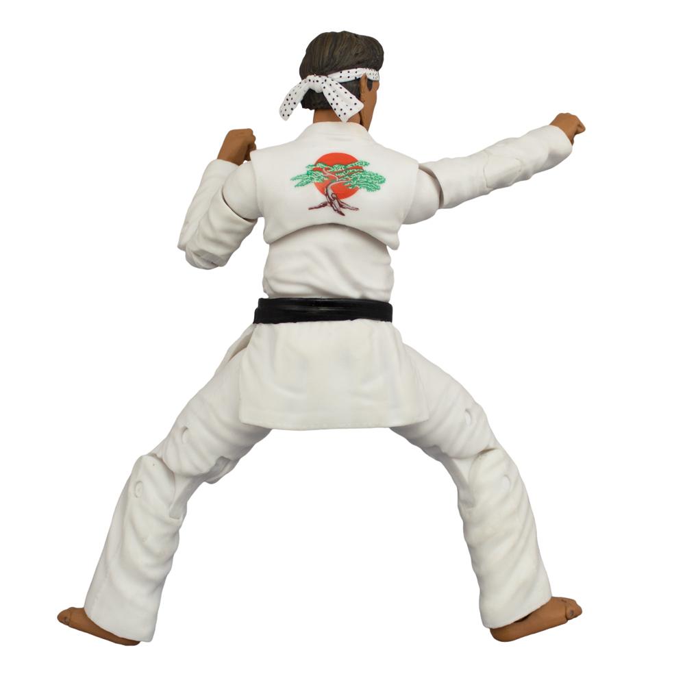 COBRA KAI コブラ会 - Daniel Larusso  Action Figure / フィギュア・人形 【公式 / オフィシャル】