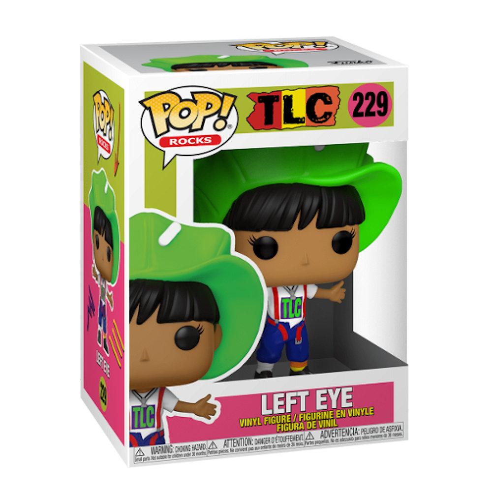 【予約商品】 TLC ティーエルシー - LEFT EYE / フィギュア・人形 【公式 / オフィシャル】