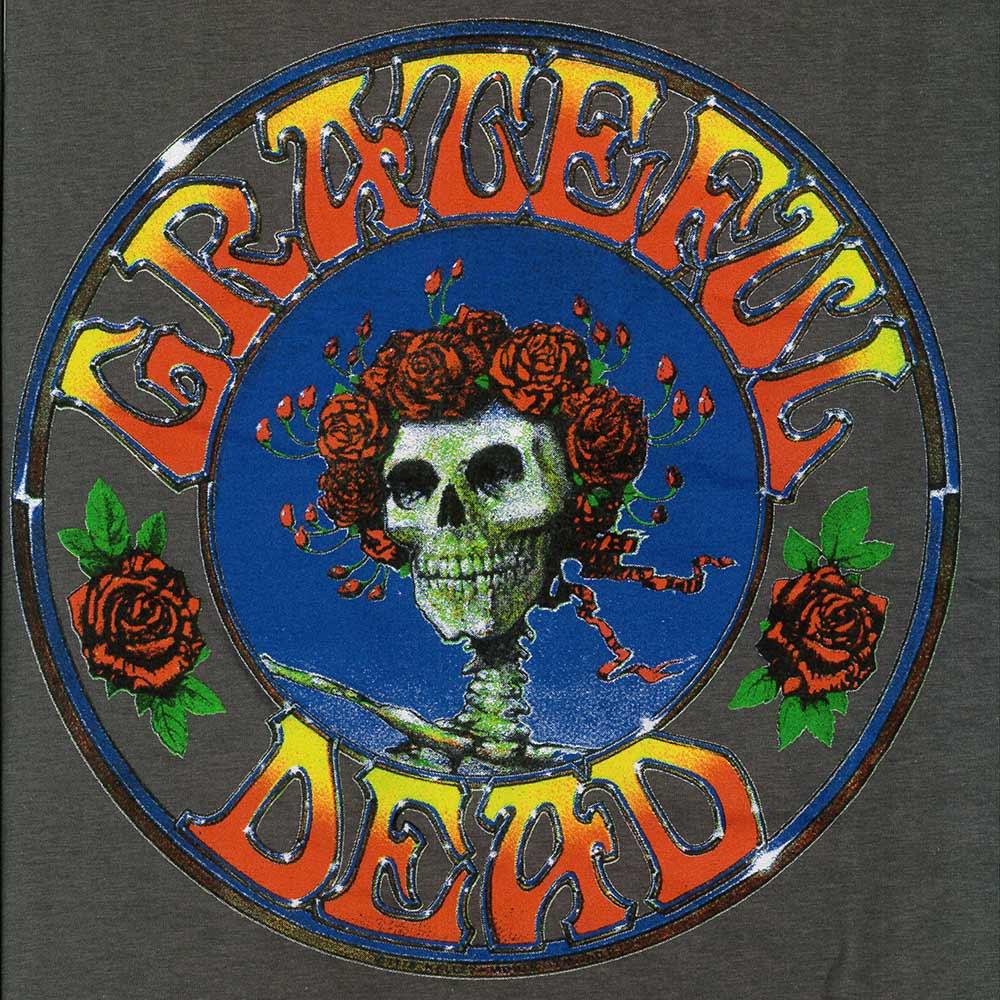 GRATEFUL DEAD グレイトフルデッド - Bertha Circle Vintage Wash / Tシャツ / メンズ 【公式 / オフィシャル】