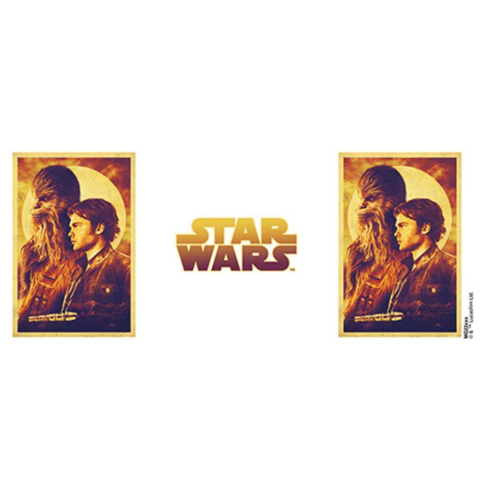 STAR WARS スターウォーズ - Han and Chewie / マグカップ 【公式 / オフィシャル】