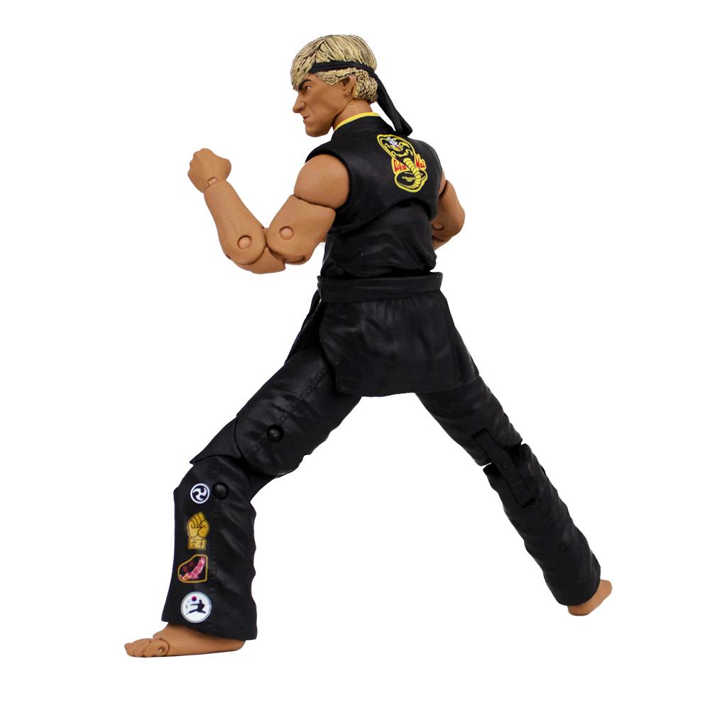 COBRA KAI コブラ会 - Johnny Lawrence Action Figure / フィギュア・人形 【公式 / オフィシャル】