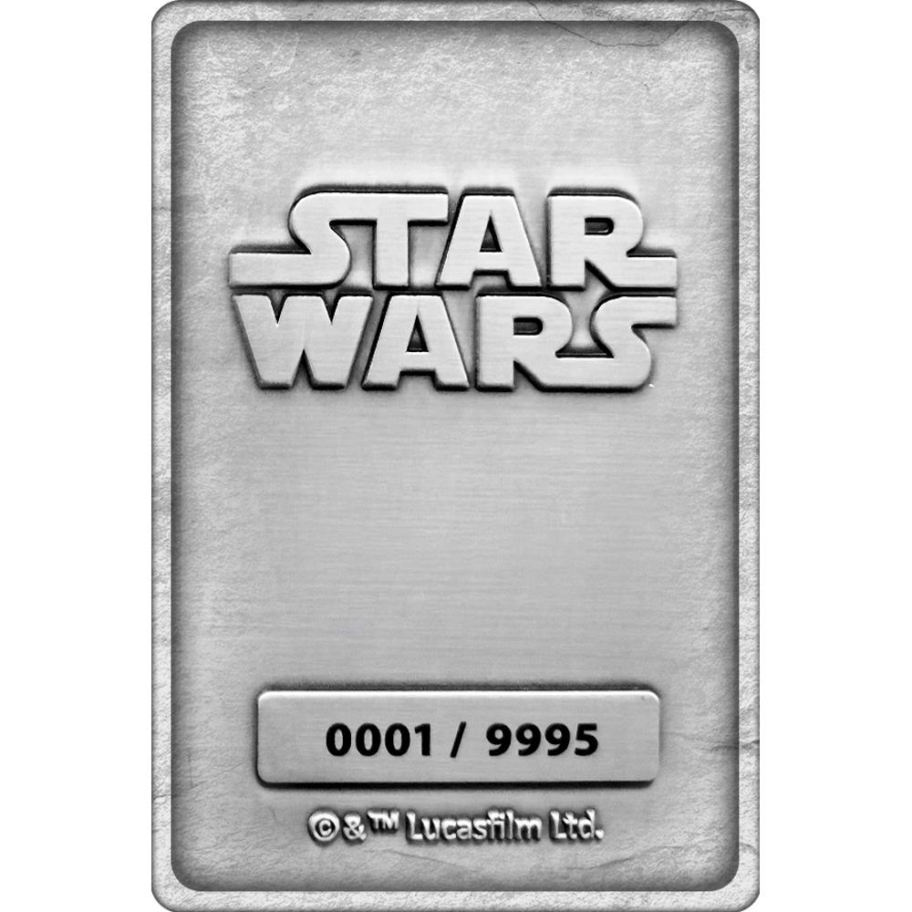 STAR WARS スターウォーズ - Han Solo In Carbonite / 世界限定9995枚 / インテリア置物 【公式 / オフィシャル】
