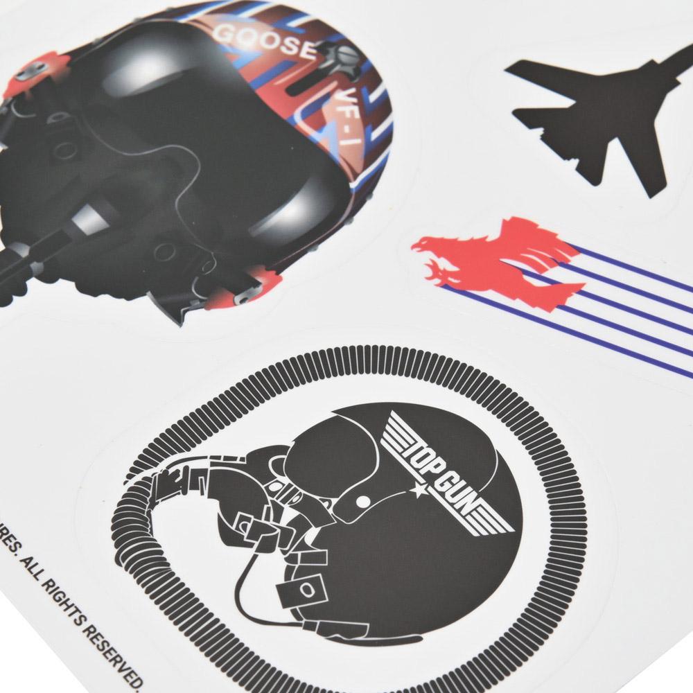 TOP GUN トップガン (日本初公開35周年 ) - Wingman / Tech Sticker(28種類) / スマホ・ステッカー 【公式 / オフィシャル】