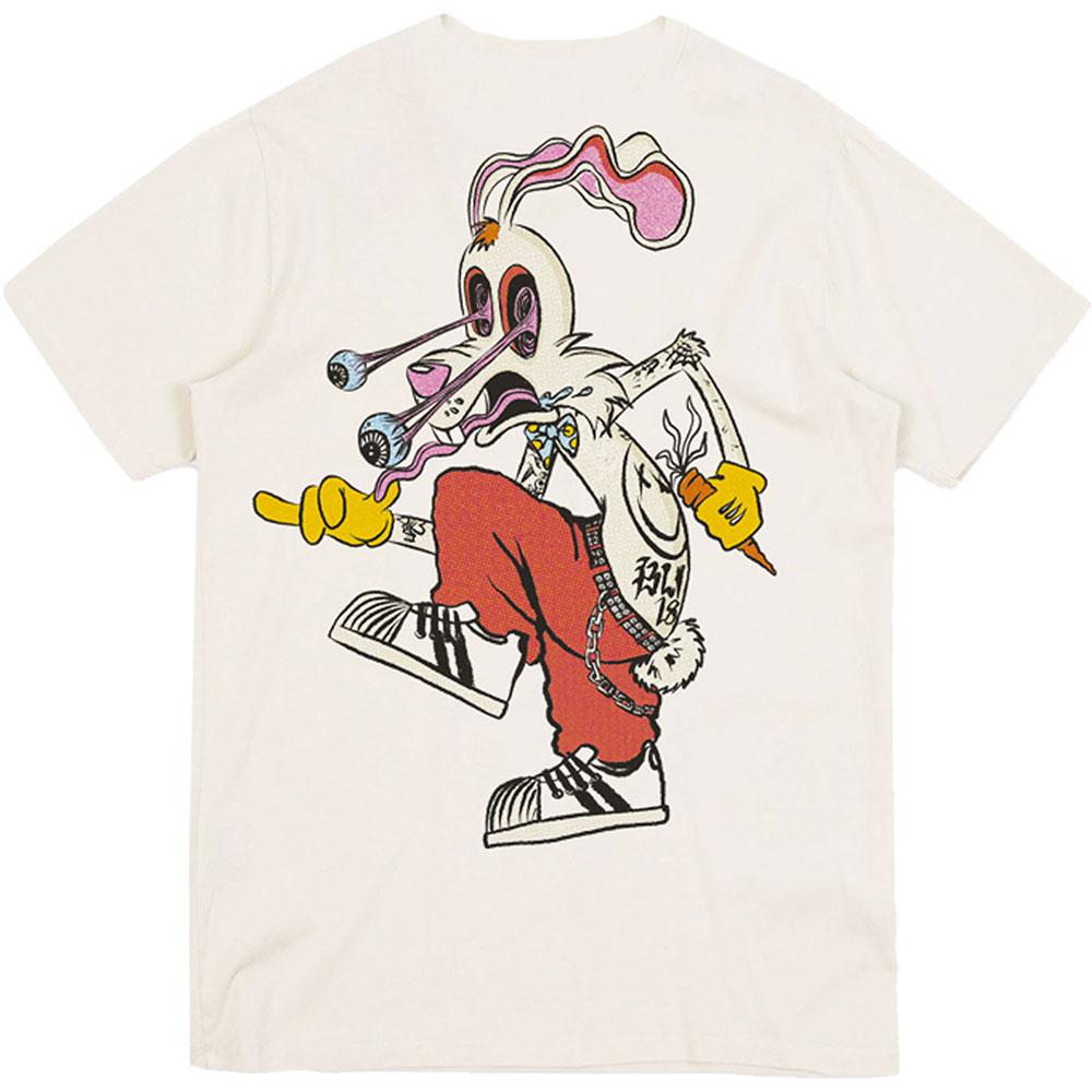 BLINK 182 ブリンク 182 - Roger Rabbit / バックプリントあり / Tシャツ / メンズ 【公式 / オフィシャル】