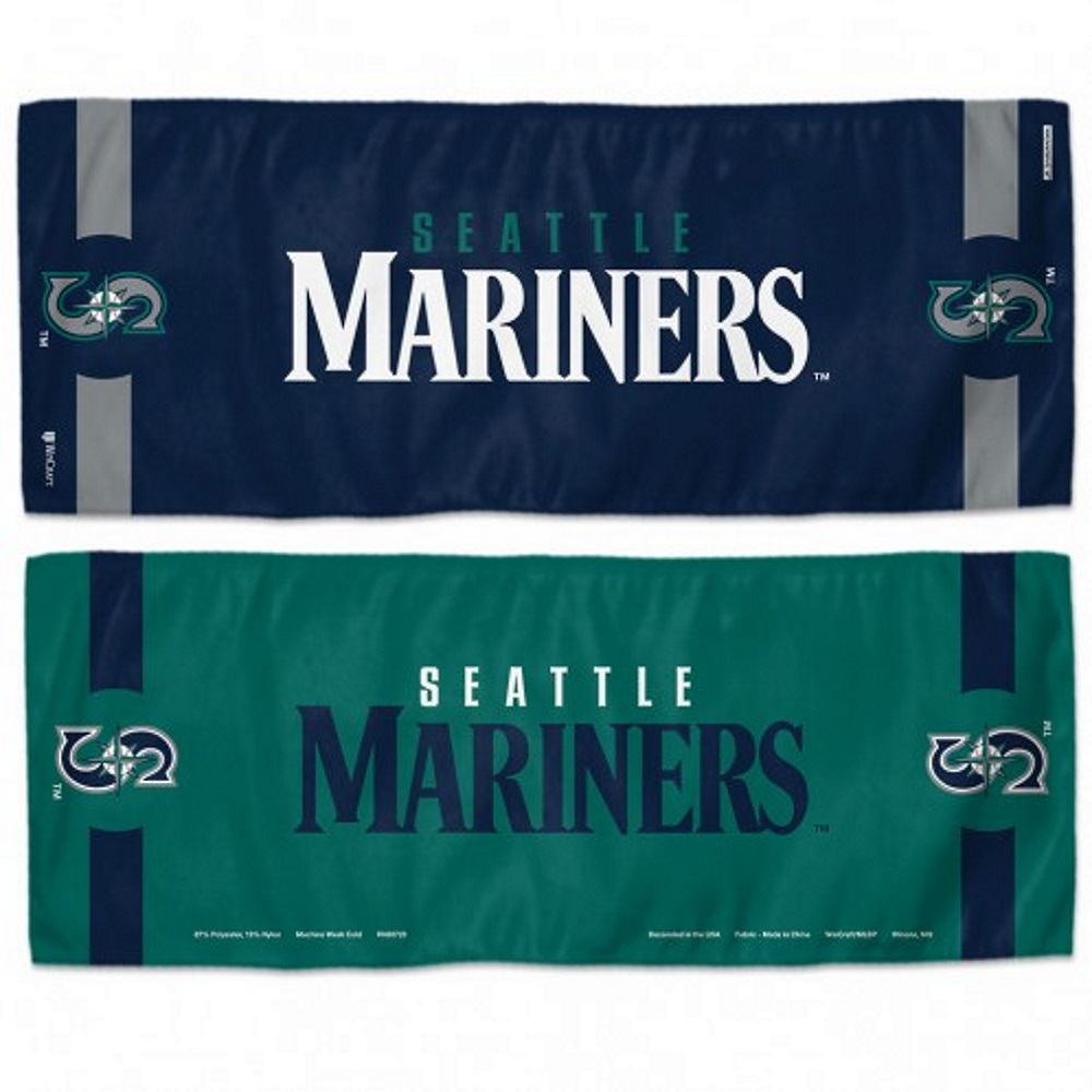 SEATTLE MARINERS(MLB) シアトルマリナーズ - COOLING TOWEL / タオル 【公式 / オフィシャル】
