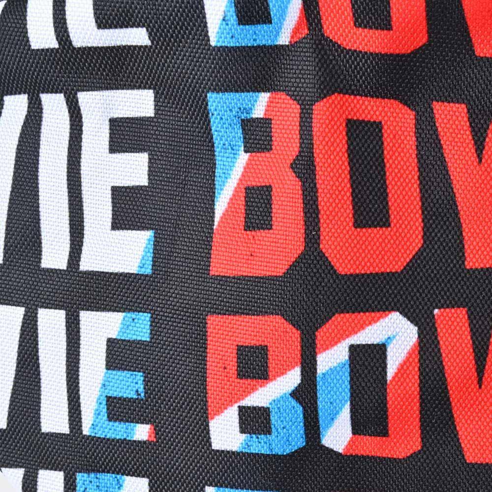 DAVID BOWIE デヴィッド・ボウイ (追悼5周年 ) - WARPED / バムバッグ / バッグ 【公式 / オフィシャル】