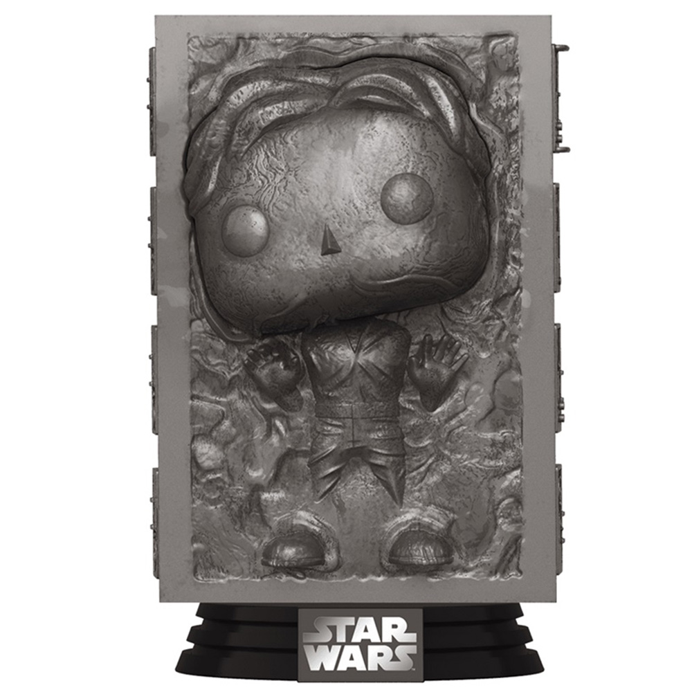 STAR WARS スターウォーズ - Han Solo (Carbonite) / フィギュア・人形 【公式 / オフィシャル】