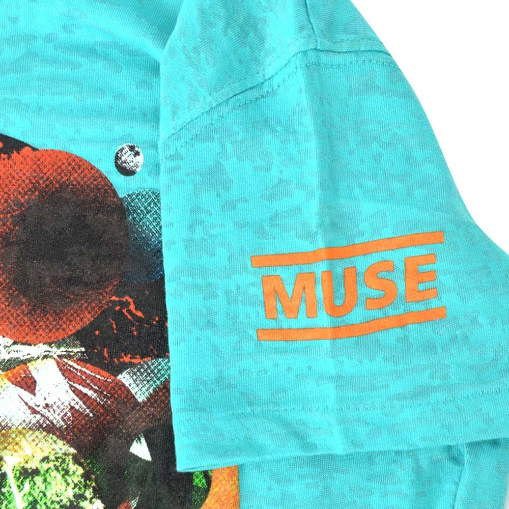MUSE ミューズ - Exogenesis Burnout / バックプリントあり / 限定 / Tシャツ / レディース 【公式 / オフィシャル】