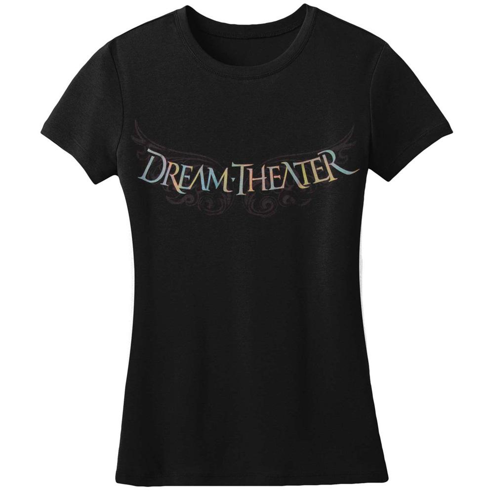 DREAM THEATER ドリームシアター - HUMMINGBIRD / バックプリントあり / Tシャツ / レディース 【公式 / オフィシャル】