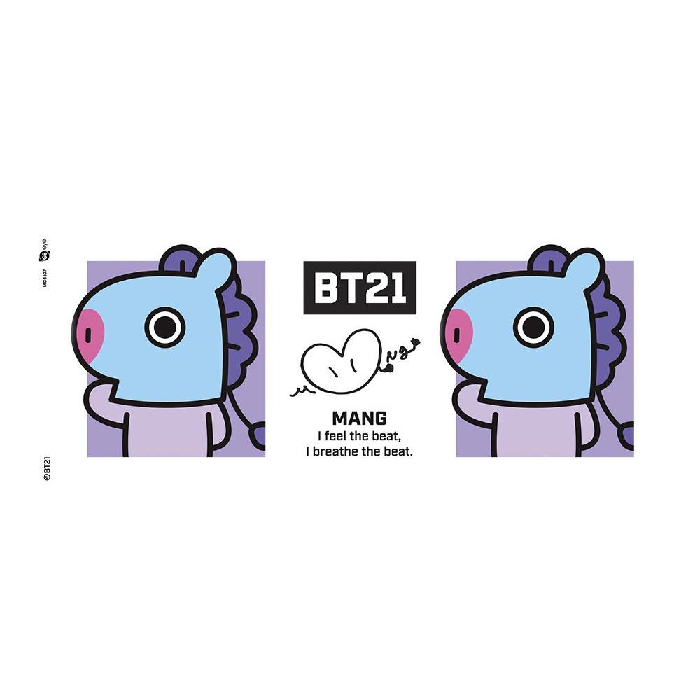 BTS ビーティーエス - BT21 / Mang / マグカップ 【公式 / オフィシャル】
