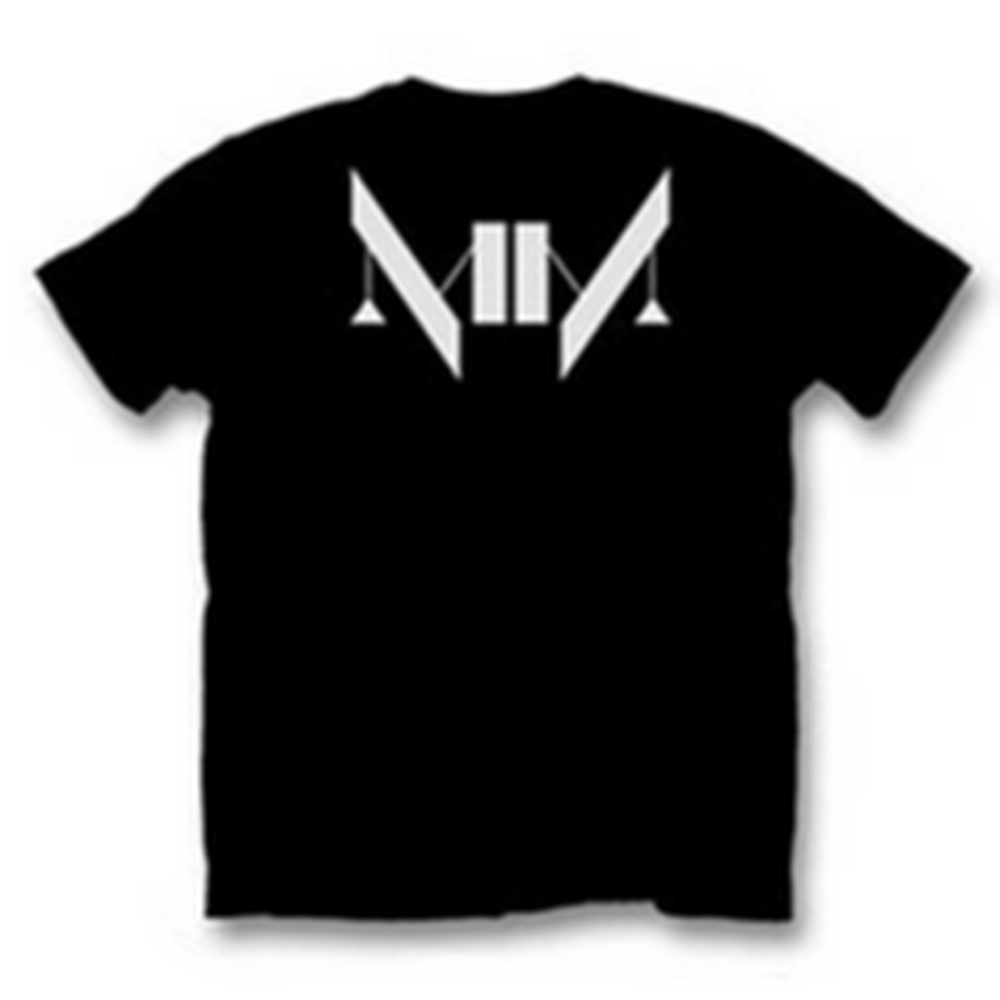 MARILYN MANSON マリリンマンソン - The Pale Emperor / バックプリントあり / Tシャツ / メンズ 【公式 / オフィシャル】