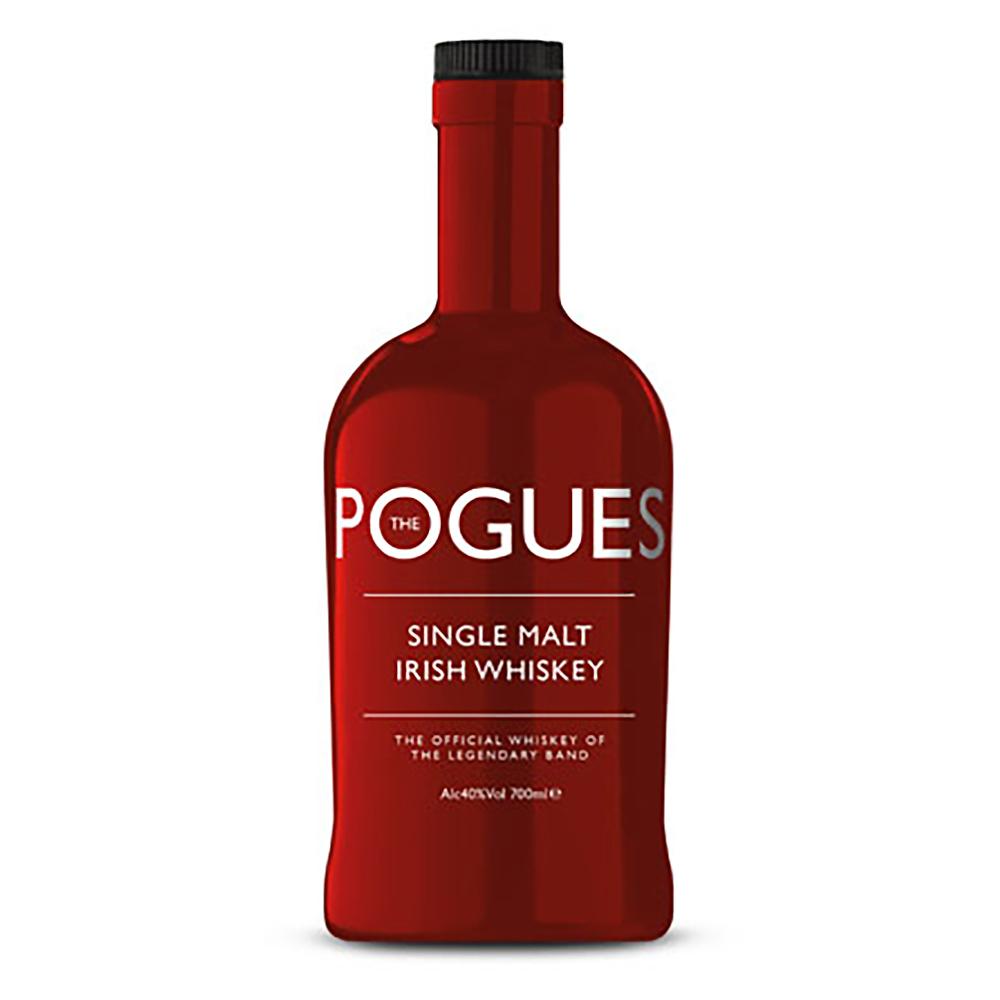 【プレゼント付き】 POGUES ポーグス - ザ・ポーグス シングルモルト / 特製ギフトボックス付き / 洋酒