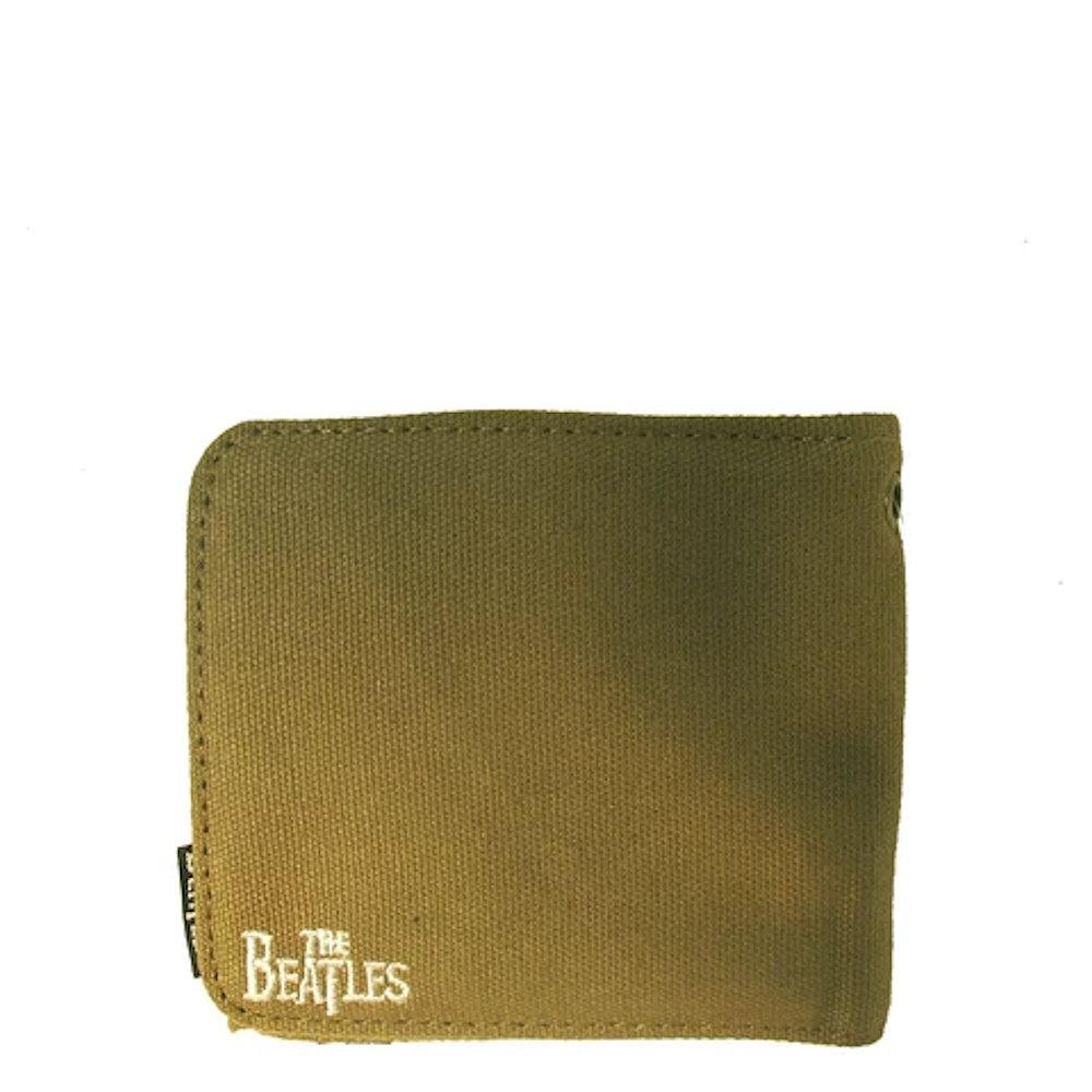 BEATLES ビートルズ (来日55周年記念 ) - Abbey Road Canvas Wallet/Disaster(U.K.ブランド) / 財布 【公式 / オフィシャル】