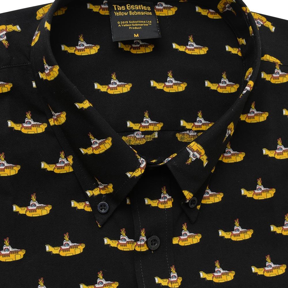 BEATLES ビートルズ (来日55周年記念 ) - Yellow Submarine / シャツ(襟付き) / メンズ 【公式 / オフィシャル】