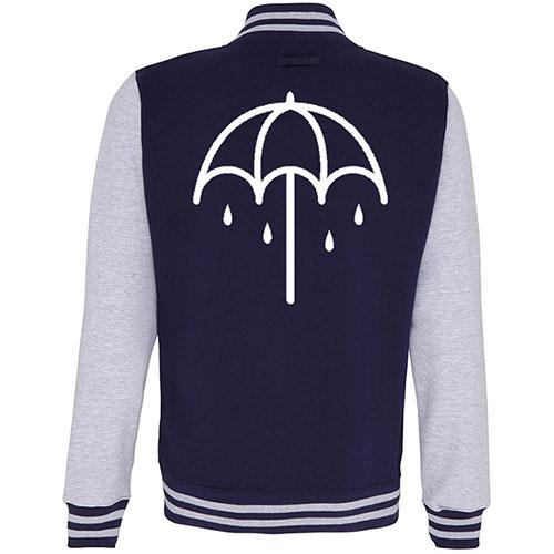 Bring Me The Horizon ブリングミーザホライズン (デビュー15周年記念 ) - Umbrella with Back Printing / アウター / メンズ 【公式 / オフィシャル】