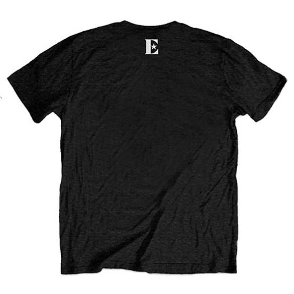ELTON JOHN エルトンジョン - Pink Brush / バックプリントあり / Tシャツ / メンズ 【公式 / オフィシャル】