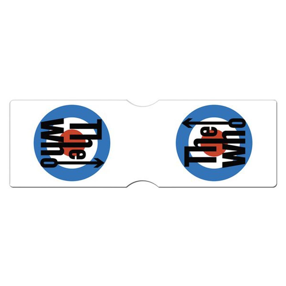 WHO ザ・フー - LOGO / カードケース 【公式 / オフィシャル】