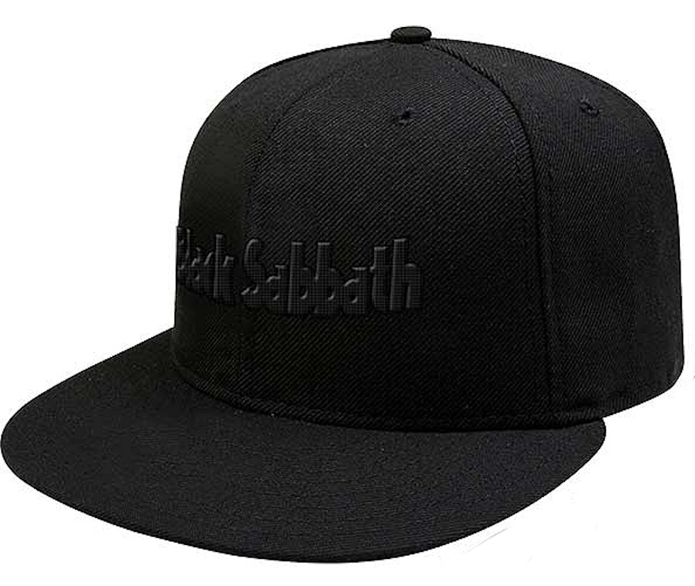 BLACK SABBATH ブラックサバス - LOGO & DEMON / キャップ / メンズ 【公式 / オフィシャル】