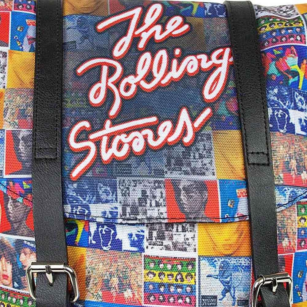 ROLLING STONES ローリングストーンズ (映画『GIMME SHELTER』公開50周年 ) - VINTAGE ALBUMS / バックパック / バッグ 【公式 / オフィシャル】