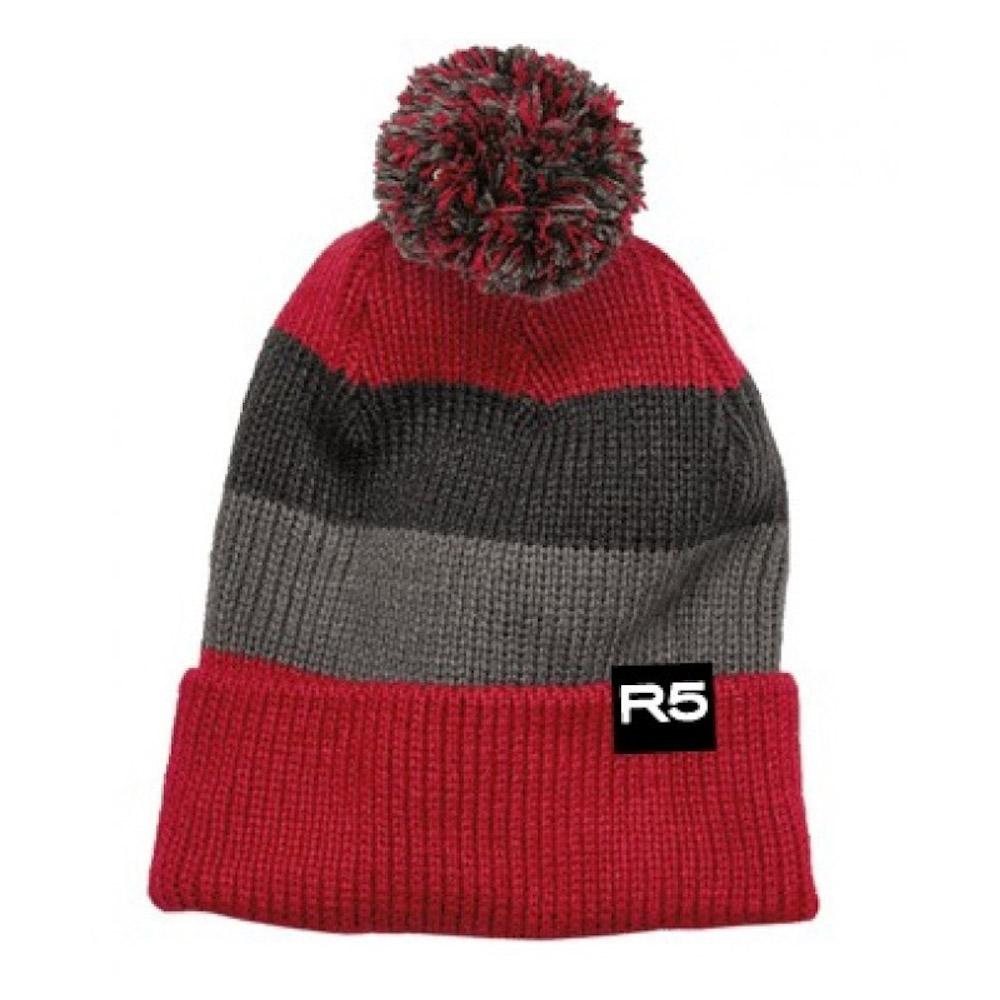 R5 アールファイブ - Pom Pom Beanie / ニット帽 【公式 / オフィシャル】