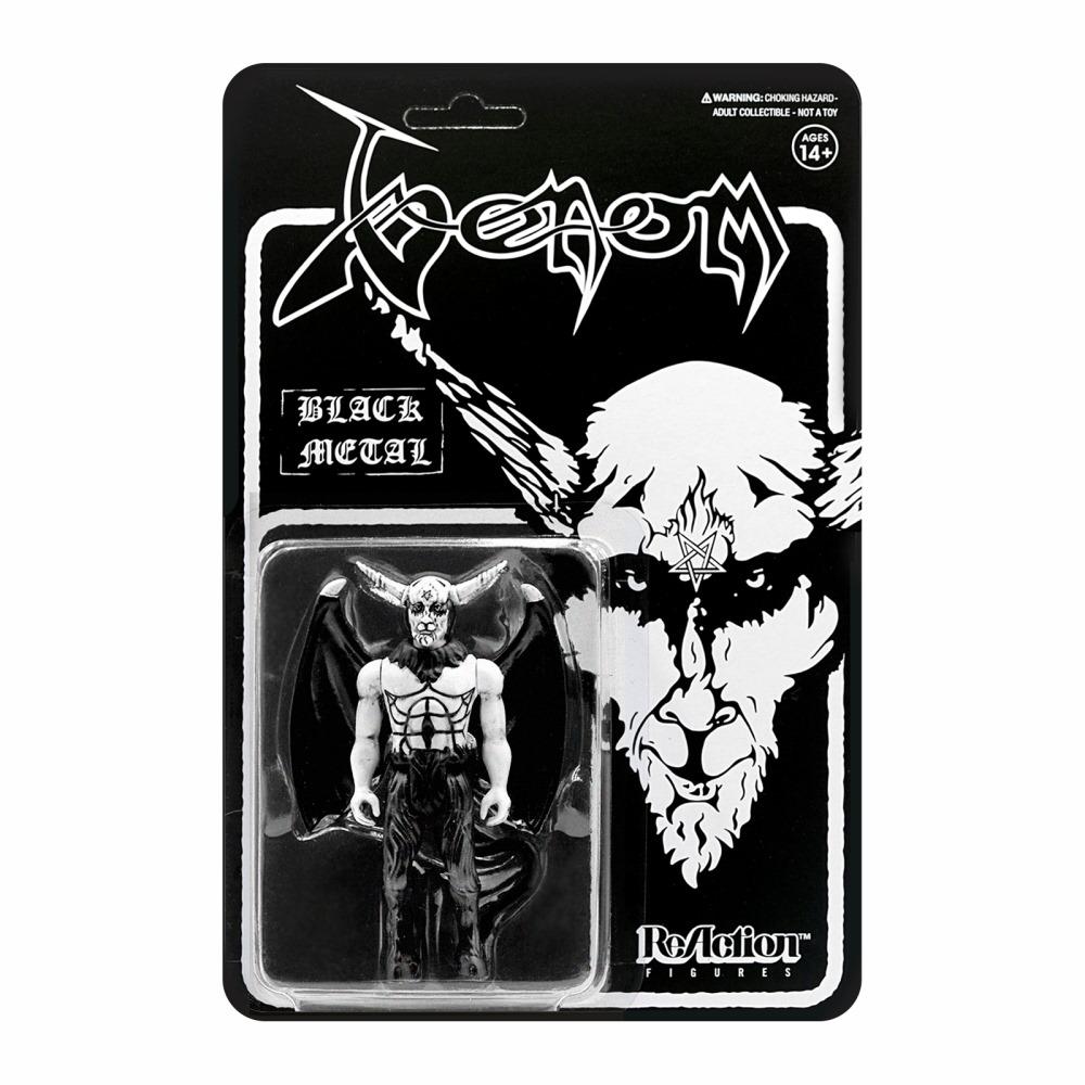 VENOM(バンド) ヴェノム - REACTION / BLACK METAL / フィギュア・人形 【公式 / オフィシャル】