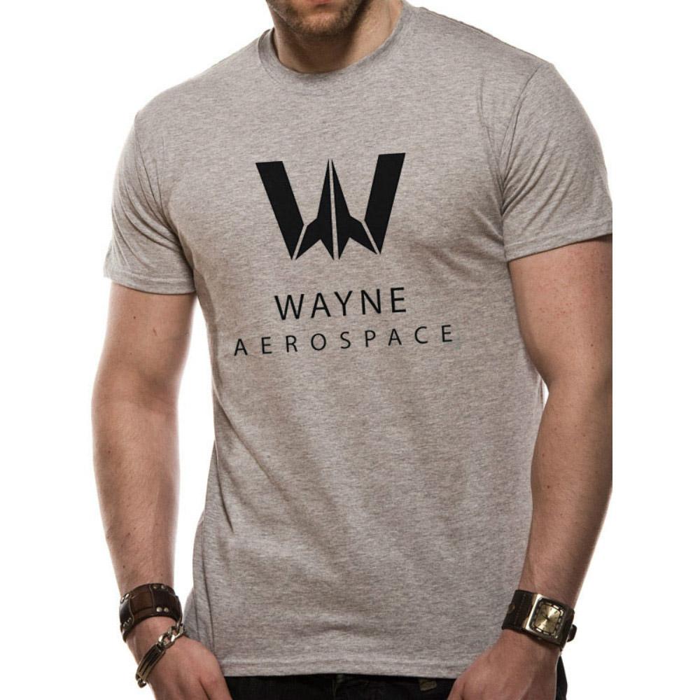 JUSTICE LEAGUE ジャスティスリーグ (60周年記念 ) - WAYNE AEROSPACE / Tシャツ / メンズ 【公式 / オフィシャル】