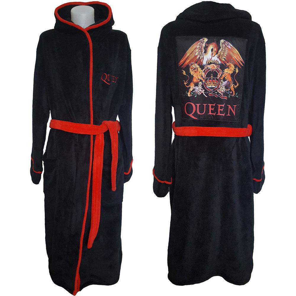 QUEEN クイーン (結成50周年 ) - Classic Crest / バスローブ / メンズ 【公式 / オフィシャル】