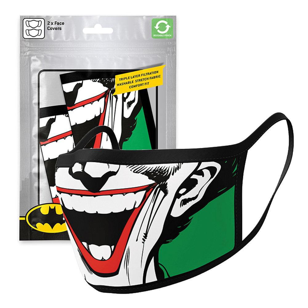 DC COMICS DCコミックス - Joker Face /フェイスカバー2枚セット / 生活雑貨 【公式 / オフィシャル】