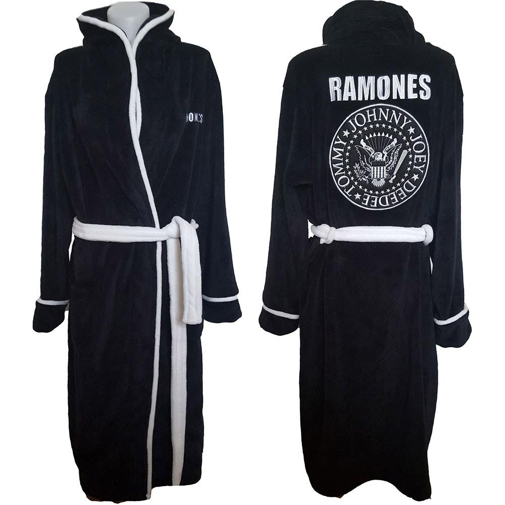 RAMONES ラモーンズ (デビュー45周年 ) - Presidential Seal / バスローブ / メンズ 【公式 / オフィシャル】