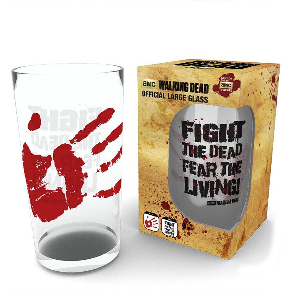 WALKING DEAD ウォーキングデッド (最終シーズン米8月放送 ) - Fight The Dead / 食器・グラス 【公式 / オフィシャル】