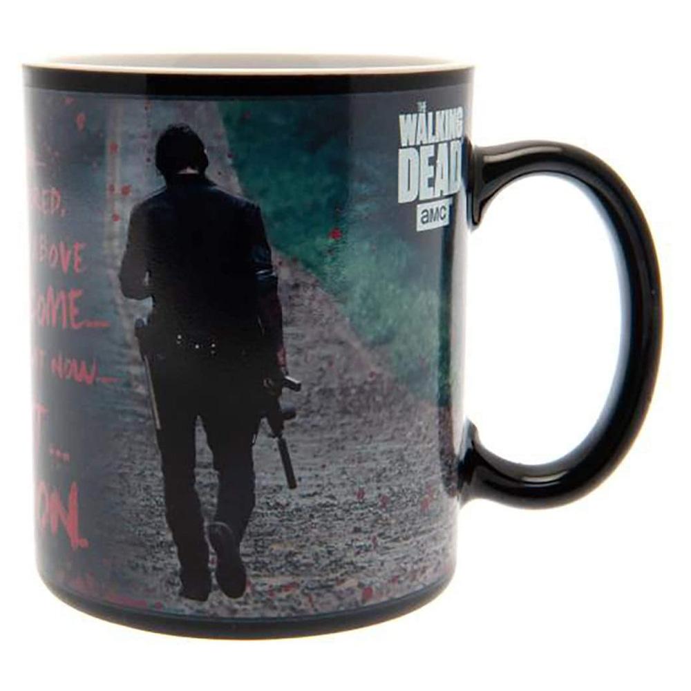 WALKING DEAD ウォーキングデッド - QUOTE / マジック・マグカップ / マグカップ 【公式 / オフィシャル】