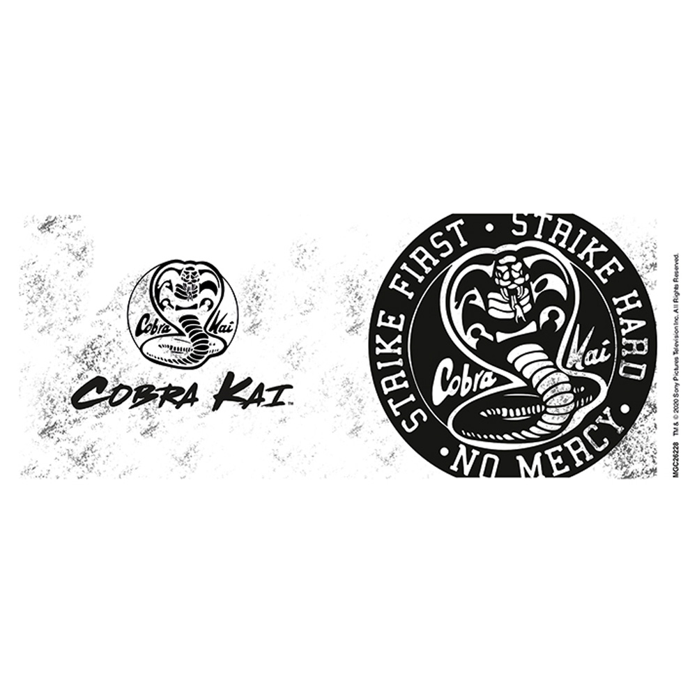 COBRA KAI コブラ会 - Emblem Black / マグカップ 【公式 / オフィシャル】