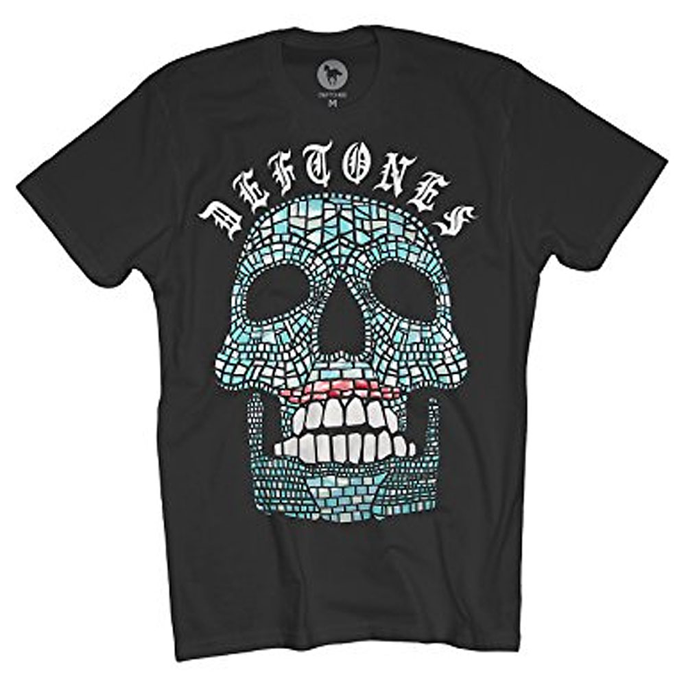 DEFTONES デフトーンズ - Jade Skull / Tシャツ / メンズ 【公式 / オフィシャル】