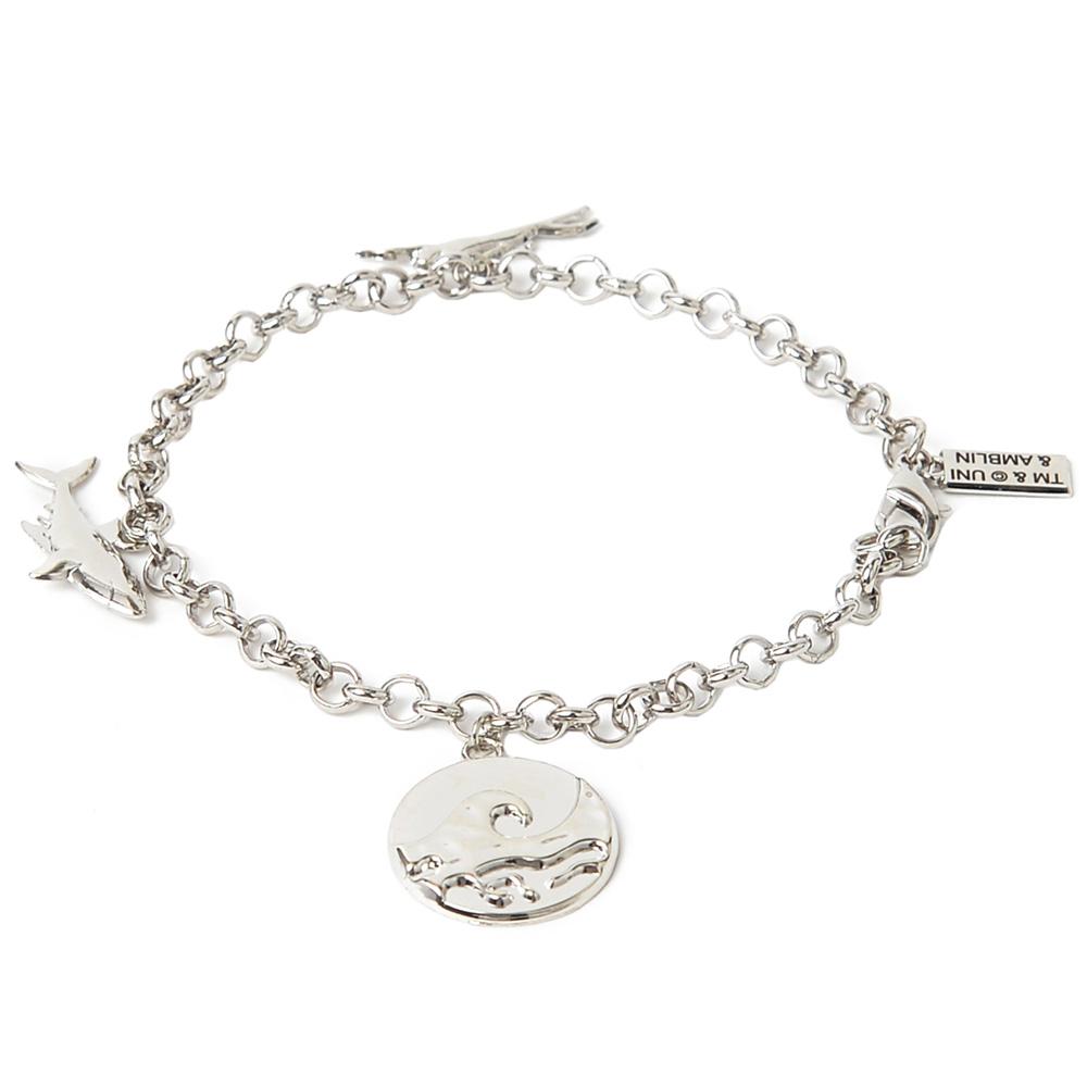 JAWS ジョーズ - Limited Edition Charm Bracelet / 世界限定9995本 / ブレスレット 【公式 / オフィシャル】